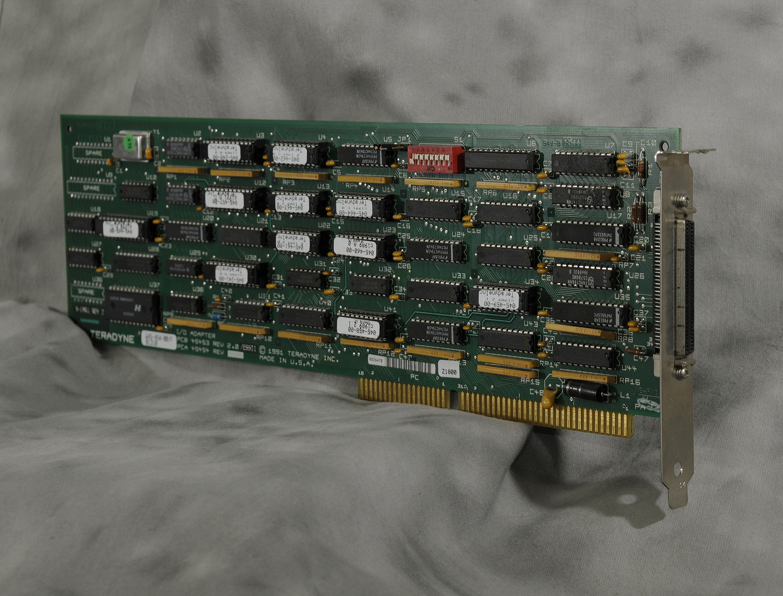 Teradyne 16-Bit PC I/O Card